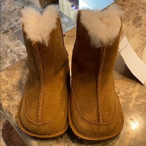 Baby uggs. Size small. 6 to 12 months